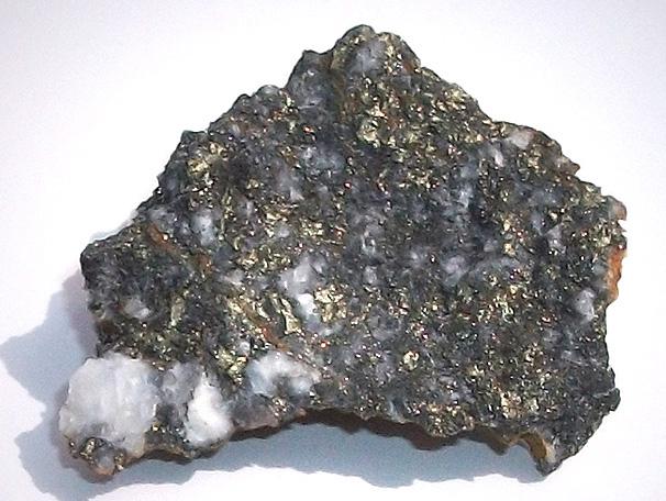 Gold Ore Quartz 12.8 grams Gold Ore Nu...